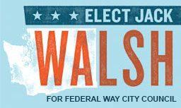 Elect Jack Walsh